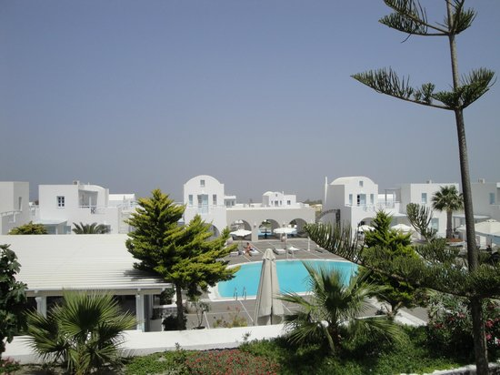 El Greco Resort & Spa: Main swimming pool area