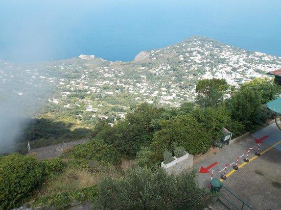 Cesare Augusto: Above Capri