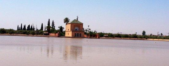 Menara Gardens and Pavilion: Menara Gardens