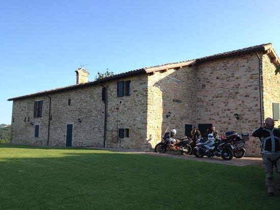 Azienda Agraria Montelujano: bellissima struttura