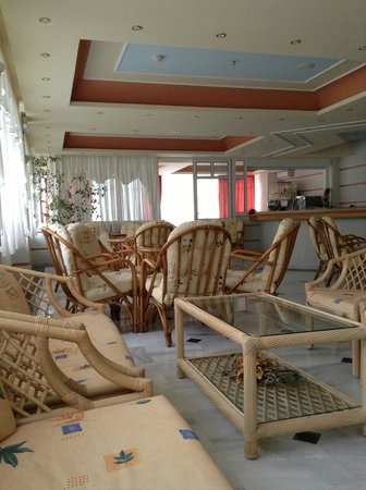 Dedalos Beach : Лобби