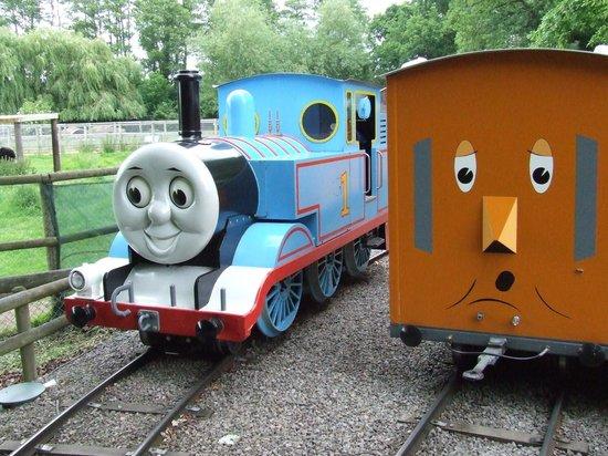 Drayton Manor Park: Thomas