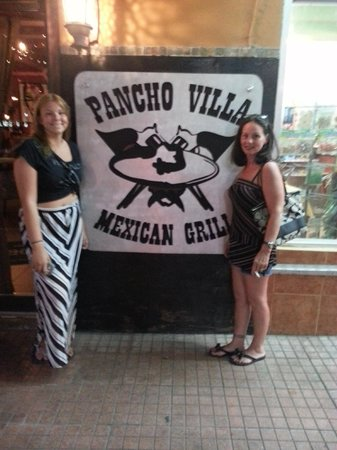 Pancho Villa: The wife and daughter