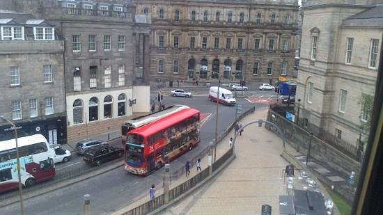 Thistle Edinburgh City Centre, The King James : room view