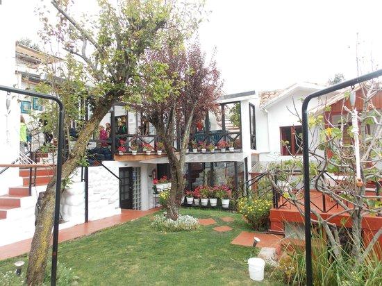 Tika Wasi Casa Boutique: Jardin