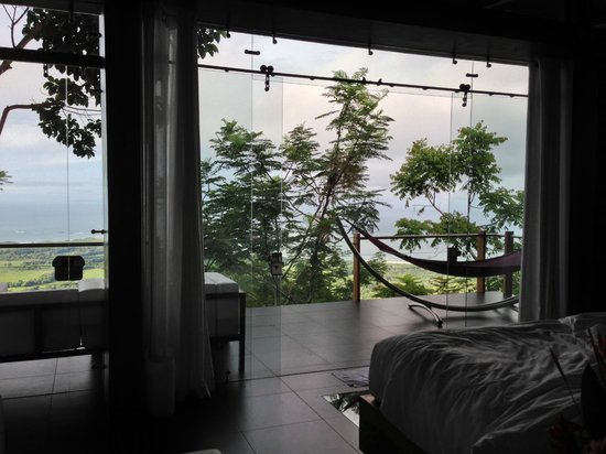 Kura Design Villas Uvita: Another amazing view from inside the villa