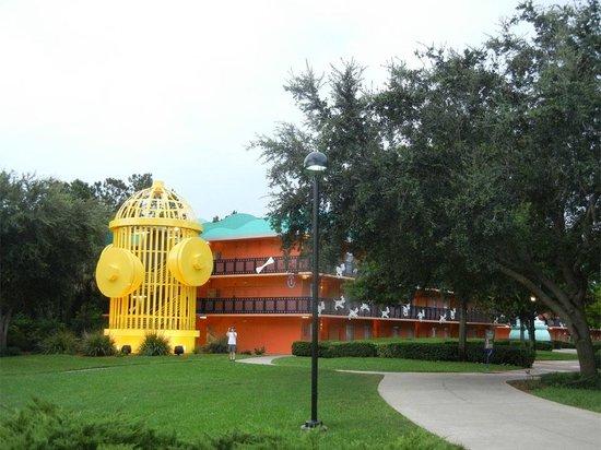 Disney's All-Star Movies Resort: Magico