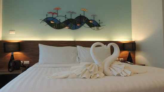 Natalie Resort: Every day not only a well cleaned room, but also some surprises...