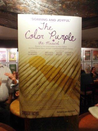 Menier Chocolate Factory: The Color Purple