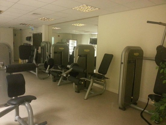 Park Inn by Radisson Palace Southend-on-Sea: Hotel gym