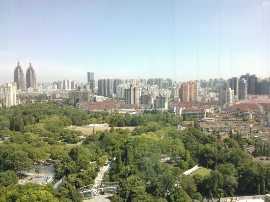 New World Shanghai Hotel Photo