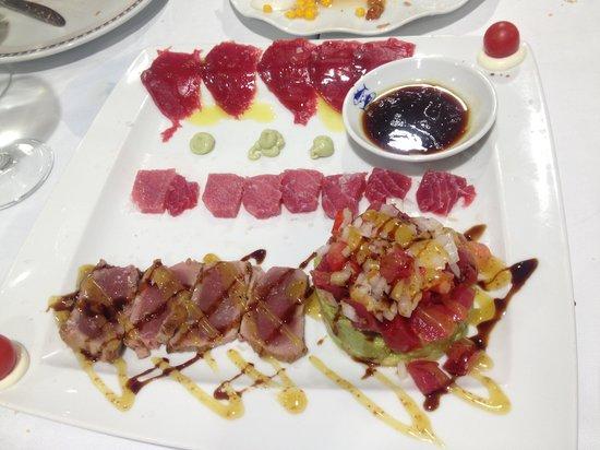 Francisco Fontanilla Restaurante : Atún