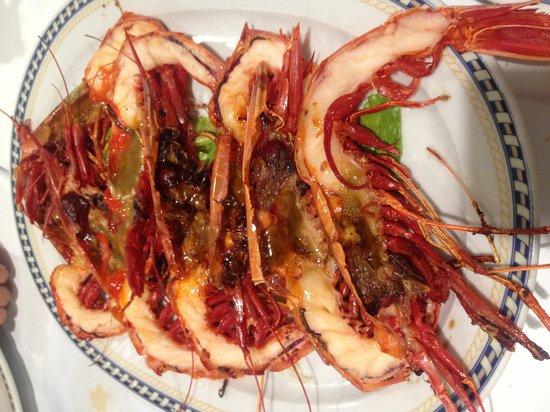 Francisco Fontanilla Restaurante : Carabineros