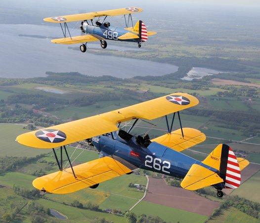 Vintage Aeroplane Europe AB