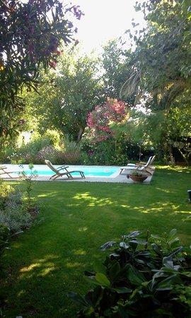 Villa Mirella Beach: Piscina