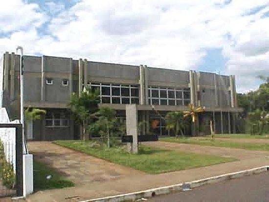 Cruz Alta, RS: Casa de Cultura Justino Martins