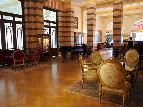 Pera Palace Hotel, Jumeirah: Lobby