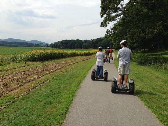‪Biltmore Estate Segway Tours‬