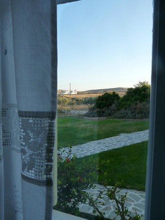 Albatross Hotel: A room with a view