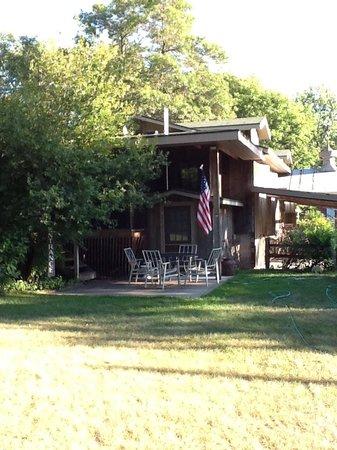 Whiteley Creek Homestead: Main Building