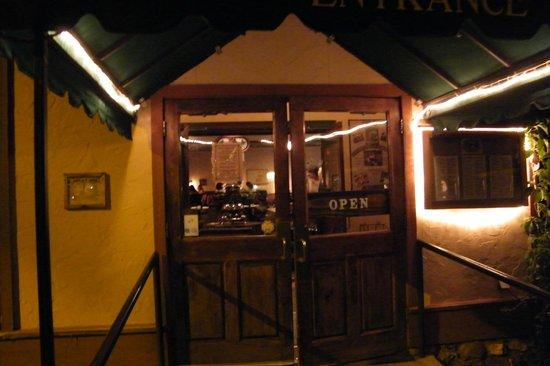 Beaver Street Brewery: Entrance