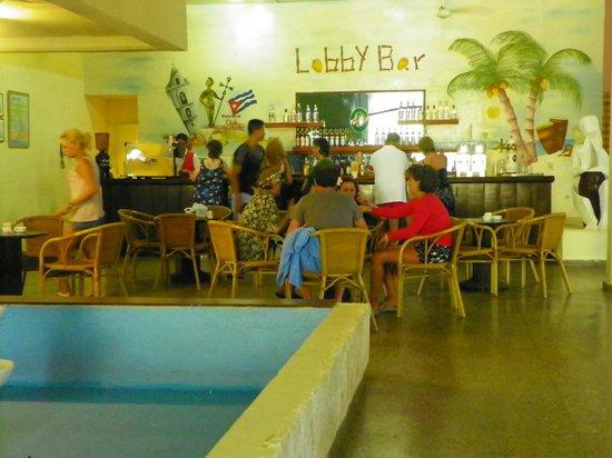 Gran Caribe Club Atlantico : Un des trois bars