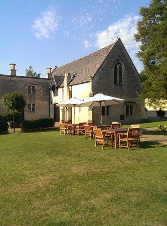 Ellenborough Park: Chapel