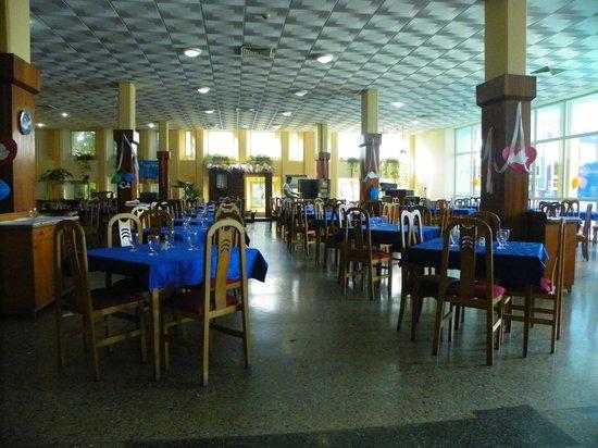 Gran Caribe Club Atlantico : Salle à diner