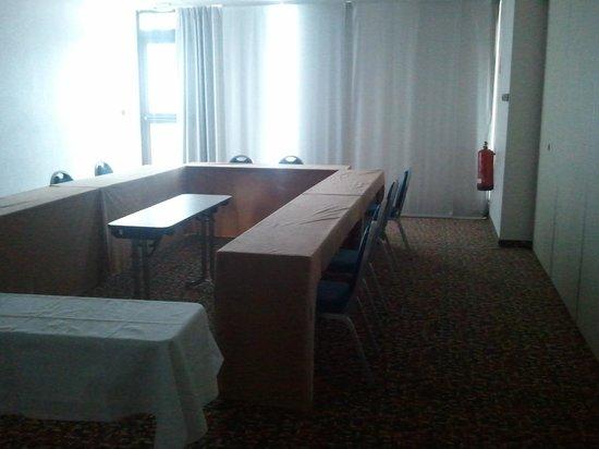Hotel Les Terrasses d'Eze : salle de séminaire