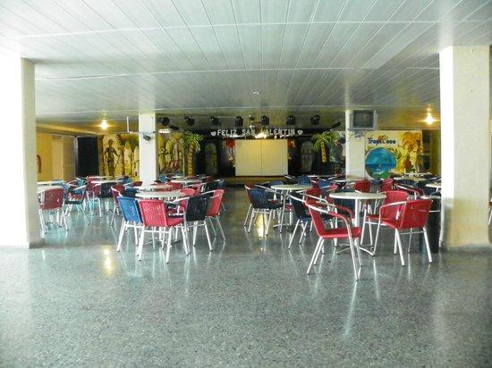 Gran Caribe Club Atlantico : Salle d'animation