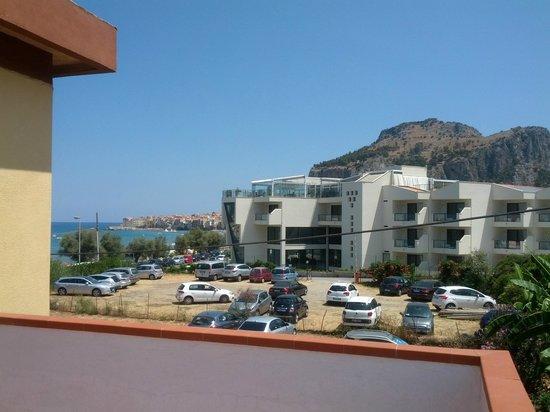 Villa Cerniglia B&B: Un bel panorama