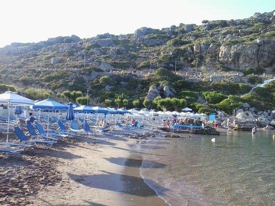 Ladiko Hotel: Ladiko Beach
