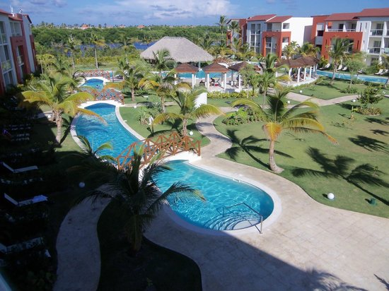 Gardenview Pool Picture Of Now Larimar Punta Cana