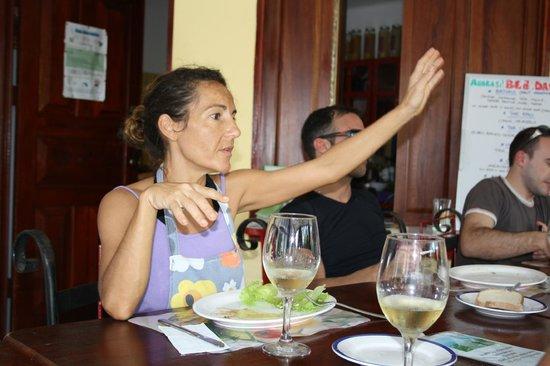 Ahora Si Veggie Restaurant: Grande Chef