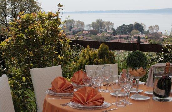 Stunning ristorante le terrazze sul lago trevignano images