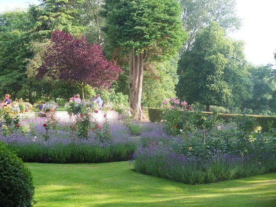 Appleby Manor Hotel & Garden Spa: Hotel grounds