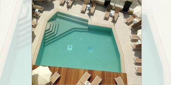 Hotel Villa Letizia: piscina