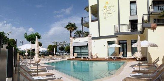 Hotel Villa Letizia: pool