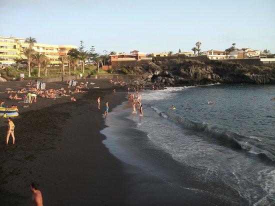 Beach picture of globales tamaimo tropical puerto de santiago tripadvisor - Puerto santiago tenerife mapa ...