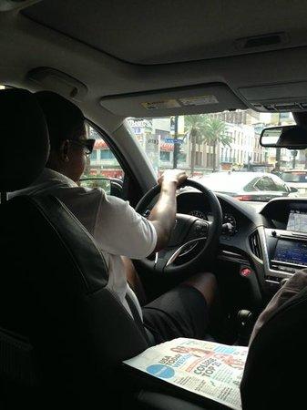 "W New Orleans - French Quarter: Car Service ""Daniel"""