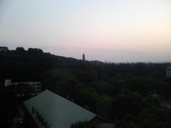 Liu Yuan Hotel: The view