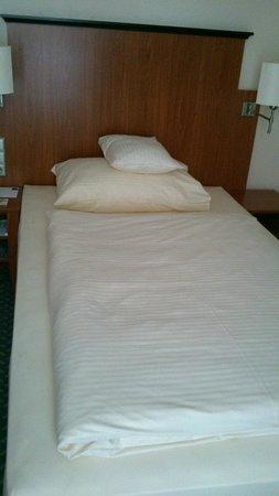 Das Carls Hotel : Comfortable bed