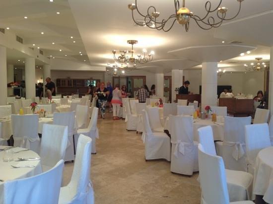 Grand Hotel Assisi: sala da pranzo