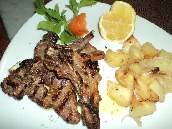 Hotel Ristorante Baita del Faggio: i ns piatti