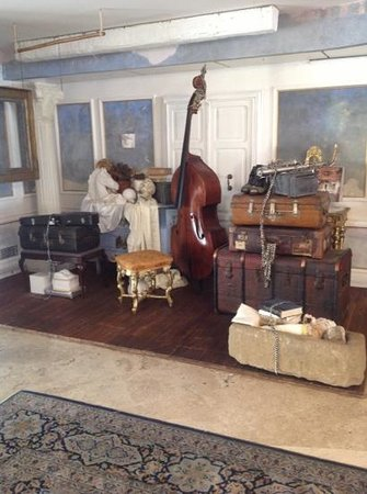Grand Hotel Assisi: angolo!!