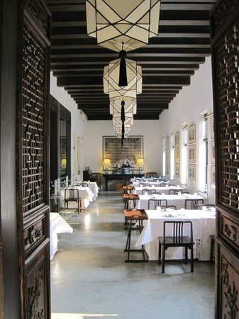 Beautiful, Art Deco-inspired dining room. - Picture of The ...