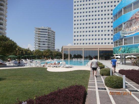 เดอะ มาร์มาร่า แอนทาลย่า โฮเต็ล: Marmara