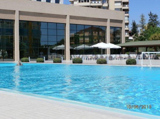 เดอะ มาร์มาร่า แอนทาลย่า โฮเต็ล: The lovely pool