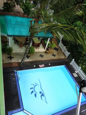 Tennekumbura, Sri Lanka: Swimming pool