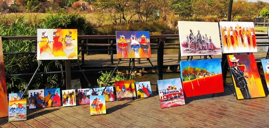Boardwalk Art Market
